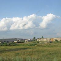 Бывший молочный завод, Атюрьево, Атюрьево