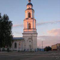 Церковь, Атюрьево, Атюрьево