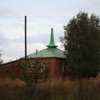 Мечеть, Татарская Велязьма, Атюрьево