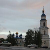 Никольская церковь, нач. 19 в, Атюрьево