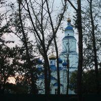 Никольская церковь, Атюрьево