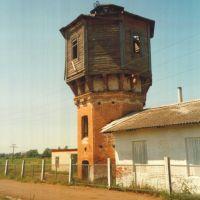 Водонапорная башня на ст.Атяшево, Атяшево