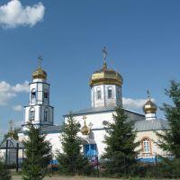 Никольская церковь п.Атяшево, Атяшево