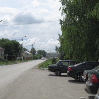 Возле районной больницы..., Атяшево