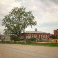 Центр села Большие Березники, Большие Березники