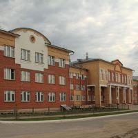 Учебный центр в Больших Березниках, Большие Березники