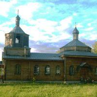 Церковь.Большое Игнатово, Большое Игнатово