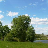 Столовский пруд (Чищай), Большое Игнатово