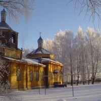 Церковь Архангела Михаила, Большое Игнатово