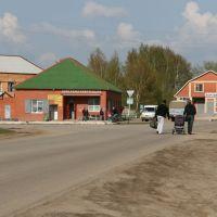 Автовокзал, Ельники