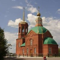 Orthodox Cathedral in Yelniki, Ельники