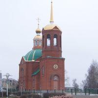 Михайло-Архангельская церковь, Ельники