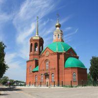 Михаило-Архангельская церковь, 2003 год, Ельники