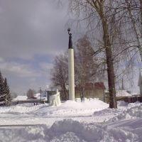 2012.30.03 пос.Зубова-Поляна, Зубова Поляна