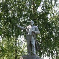 Памятник в.И.Ленину в парке, Кемля