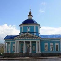 Церковь Рождества Пресвятой Богородицы, Кемля