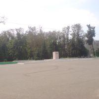 Ковыкино. Памятник Ленину, Ковылкино