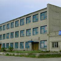 Общежитие Ковылкинского филиала Мордовского госуниверситета им. Н.П.Огарева, Ковылкино