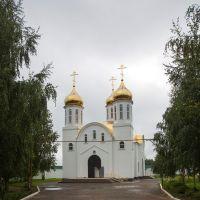 Церковь Серафима Саровского, Ковылкино