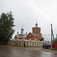 Церковь Иконы Божией Матери Умиление, Ковылкино