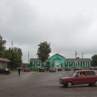 Ж/Д вокзал, Ковылкино