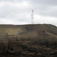 Гора Лысая - Комсомольский, Комсомольский