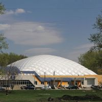 Спортивный центр в п.Комсомольский, Комсомольский