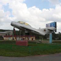 Памятник летчикам-землякам, погибшим в ВОВ, Кочкурово