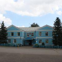 Администрация и много чего еще, Кочкурово