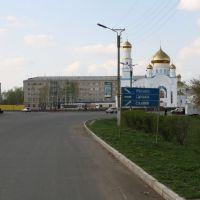 Развилка Москва-Саранск-Ельники, Краснослободск