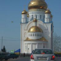 Храм в Краснослободске, Краснослободск