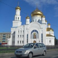 Церковь, Краснослободск