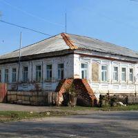 Здание у пруда на Интернациональной, Краснослободск