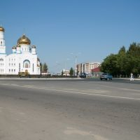 Краснослободск, храм, Краснослободск