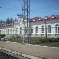 Станция Красный Узел, Ромоданово