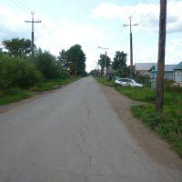 Зоя Космодемьянская в сторону Школы №9, Рузаевка