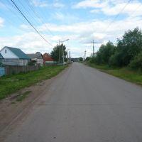 Зоя Космодемьянская в сторону Московской, Рузаевка