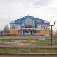 Дворец спорта (химмаш), Рузаевка
