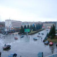 вокзальная площадь, Рузаевка
