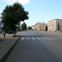 Площадь Ленина, Рузаевка