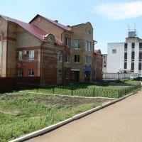 Пенсионный фонд, Рузаевка