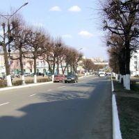 Просто я живу на улице Ленина..., Рузаевка