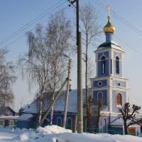 Церковь Рождества Пресвятой Богородицы, Рузаевка
