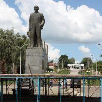 Памятник В.И.Ленину, Рузаевка