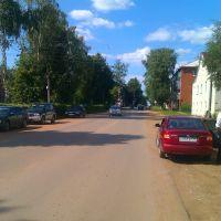 улица Петрова, Рузаевка