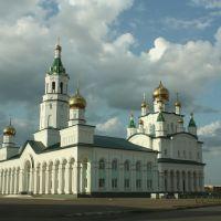 Свято-Троицкий храм, 2012 год, Рузаевка