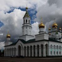 Свято-Троицкий Собор г.Рузаевка, Рузаевка