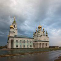 Свято-Троицкий Соборный Храм, Рузаевка