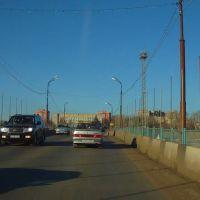 ж/д мост, Рузаевка