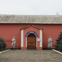 Музей локомотивного депо, Рузаевка